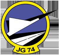 badge-JG-74-Neuburg-DEU
