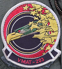 badge-VMAT-203-Cherry-Point-US-NC