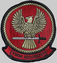badge-VMM-162REIN-New-River-US-NC
