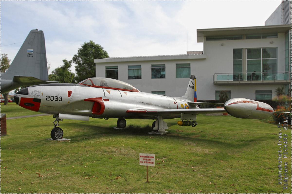 tof#124_T-33_de la Force aérienne colombienne