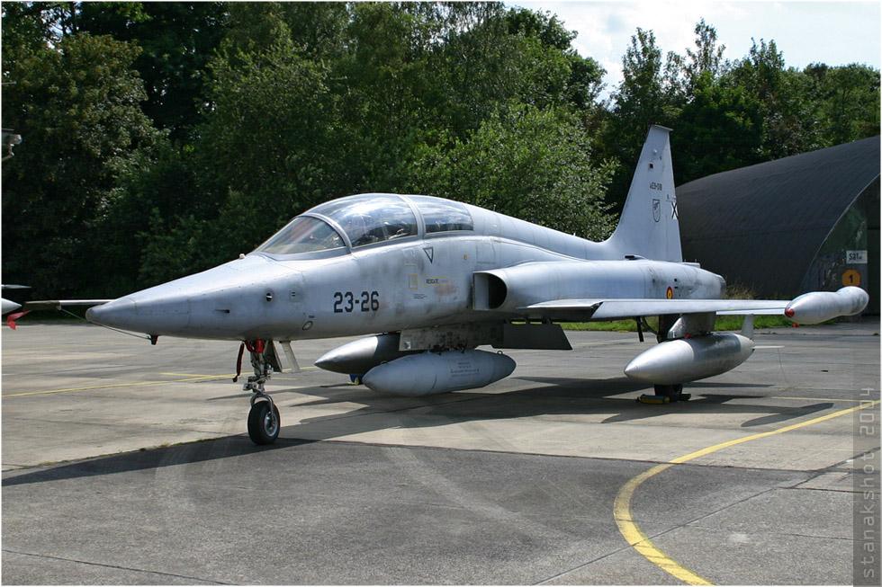 tof#146_F-5_de la Force aérienne espagnole
