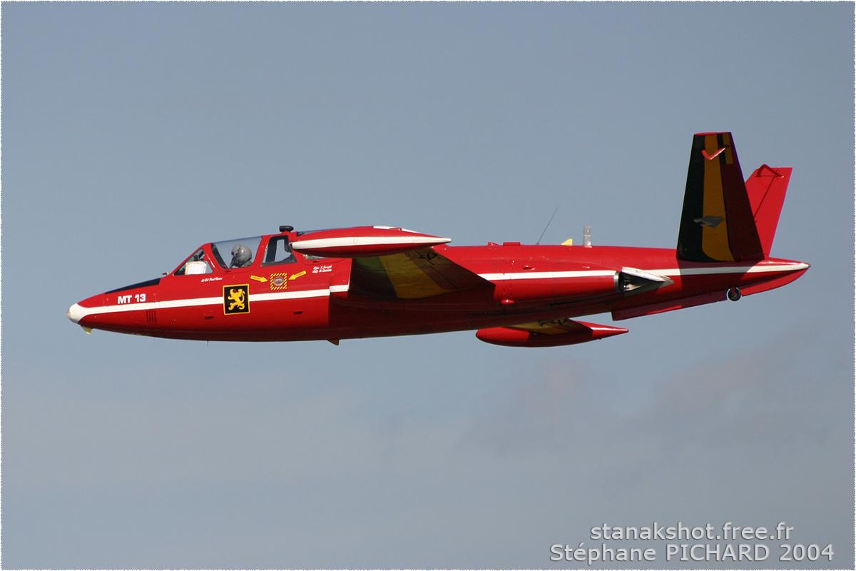 tof#148_Fouga_de la Force aérienne belge