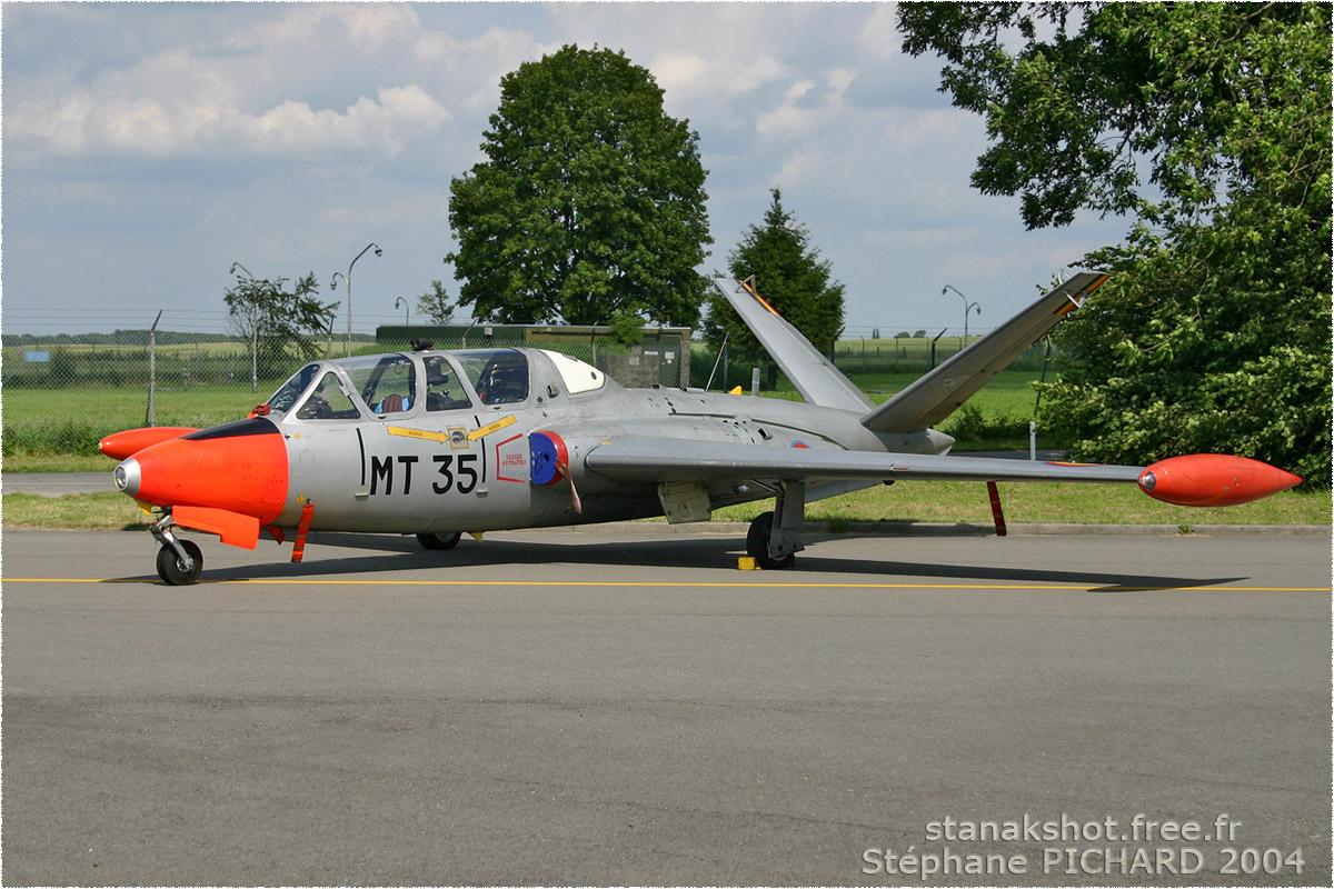 tof#154_Fouga_de la Force aérienne belge