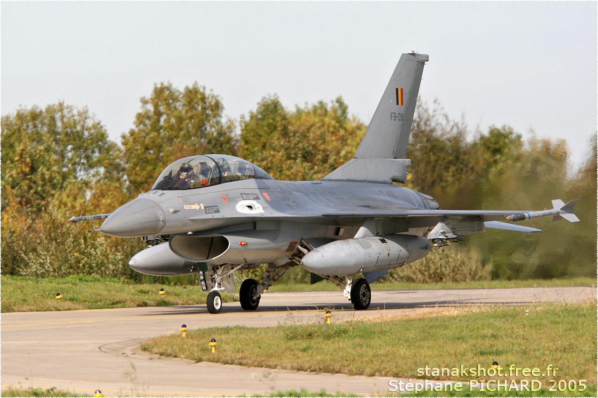tof#296_F-16_de la Force aérienne belge