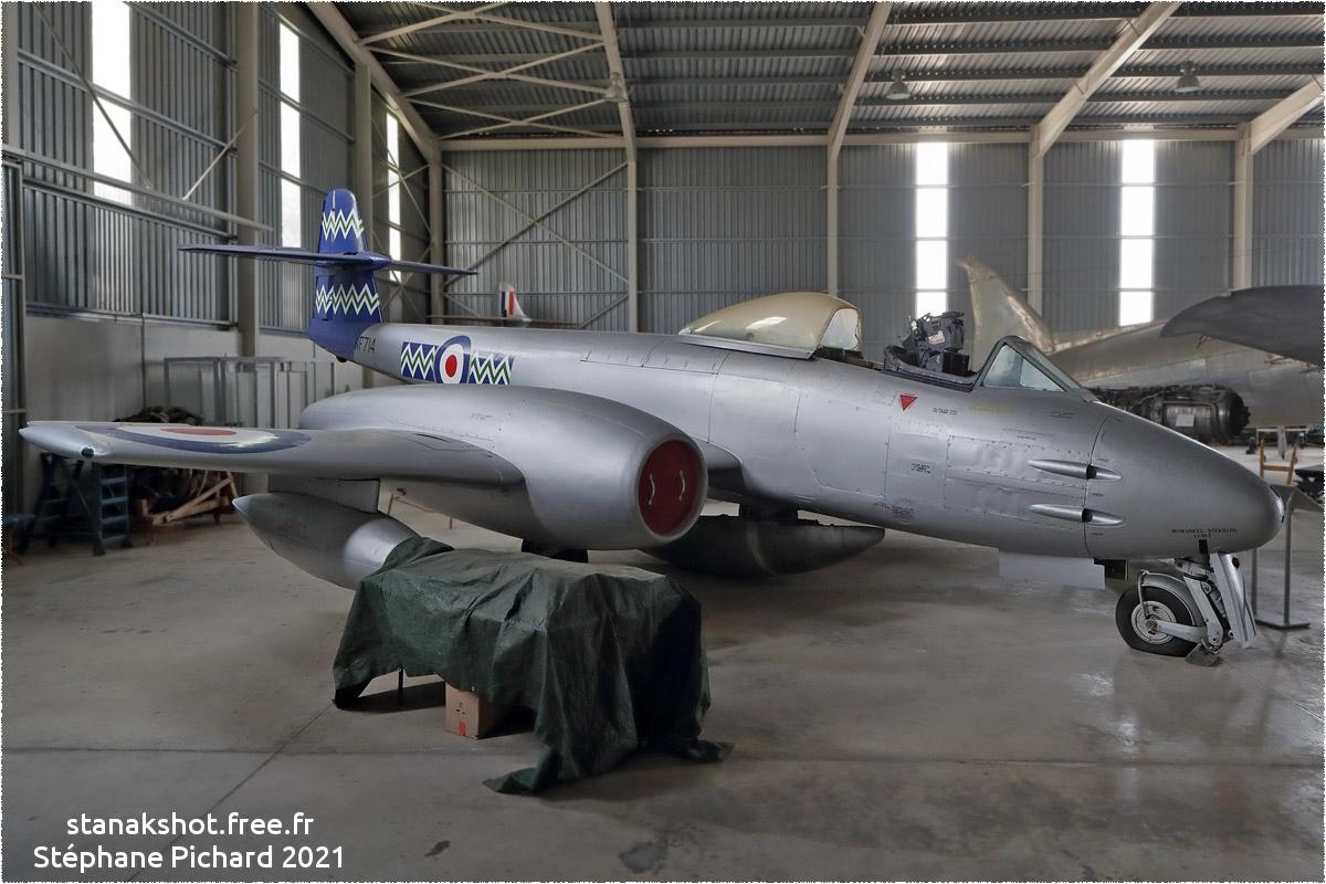 tof#351 Mirage 2000 de l'Armée de l'Air française au statique à Saint-Dizier (France) lors du PCTAM 2008