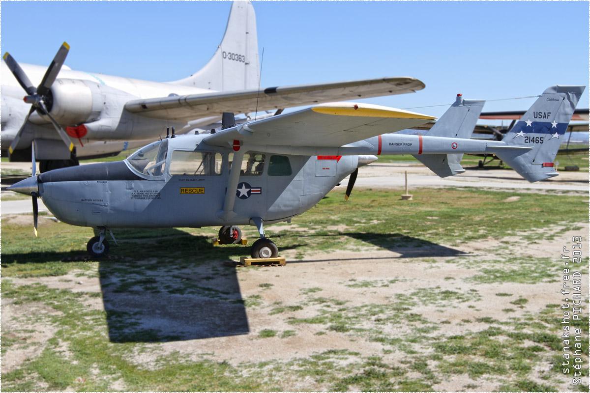 tof#530_Cessna 336_de l'US Air Force