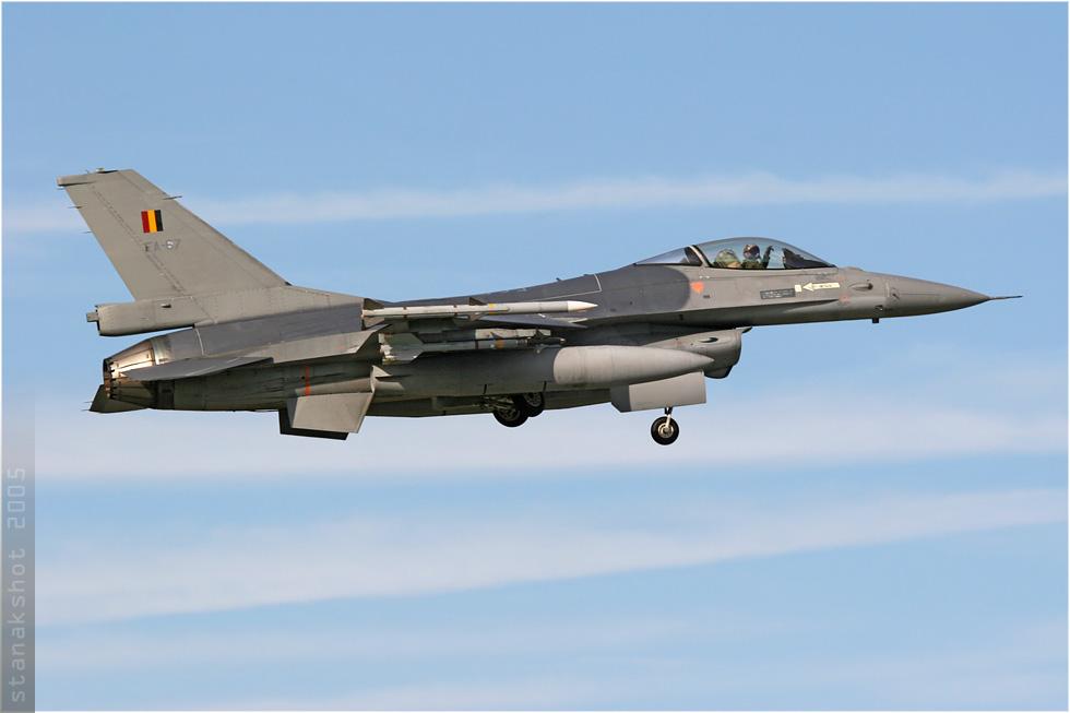 tof#555_F-16_de la Force aérienne belge