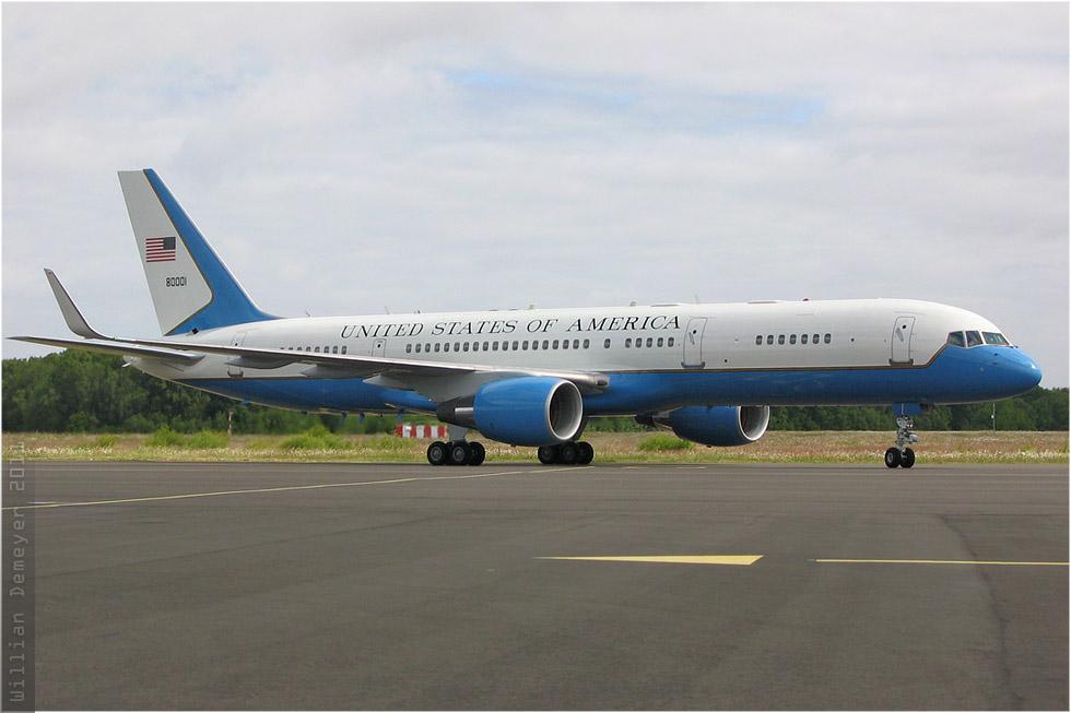 tof#717_B757_de l'US Air Force