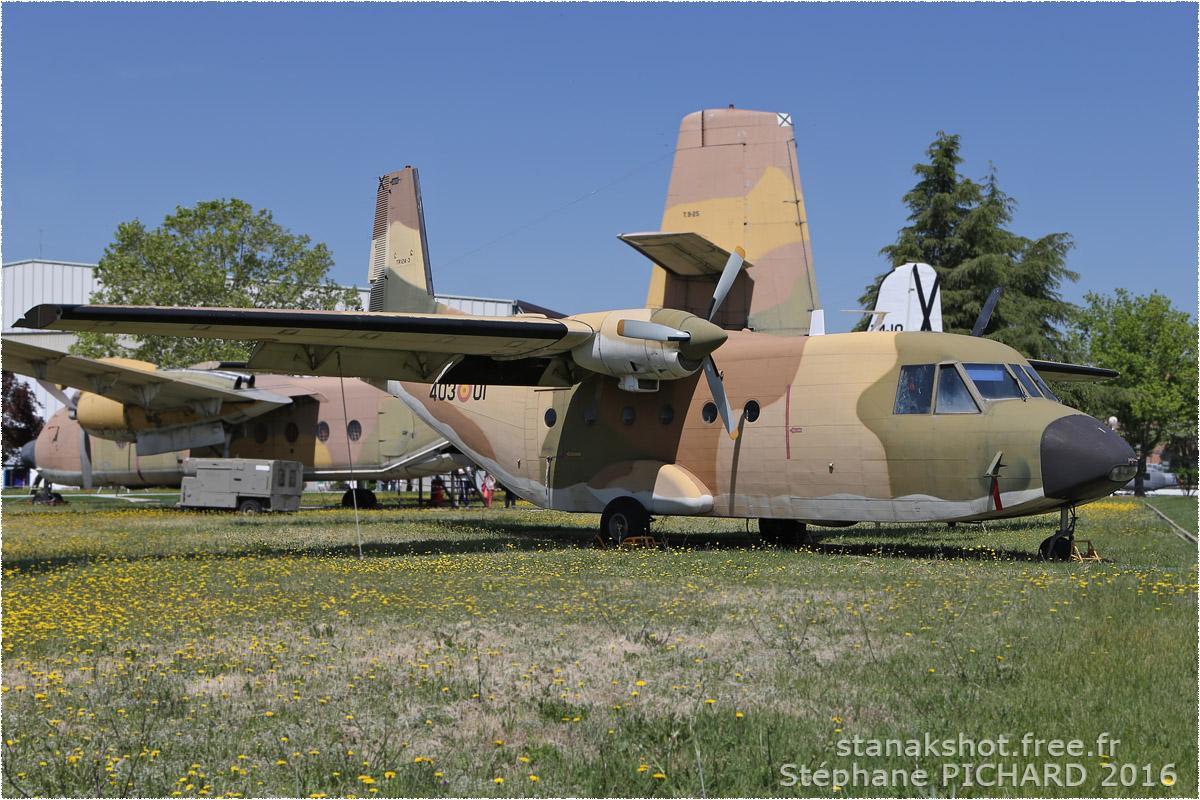 tof#801_Aviocar_de la Force aérienne espagnole
