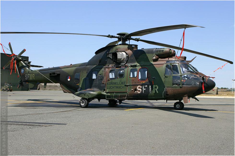 tof#810_Super Puma_des Forces aériennes royales néerlandaises