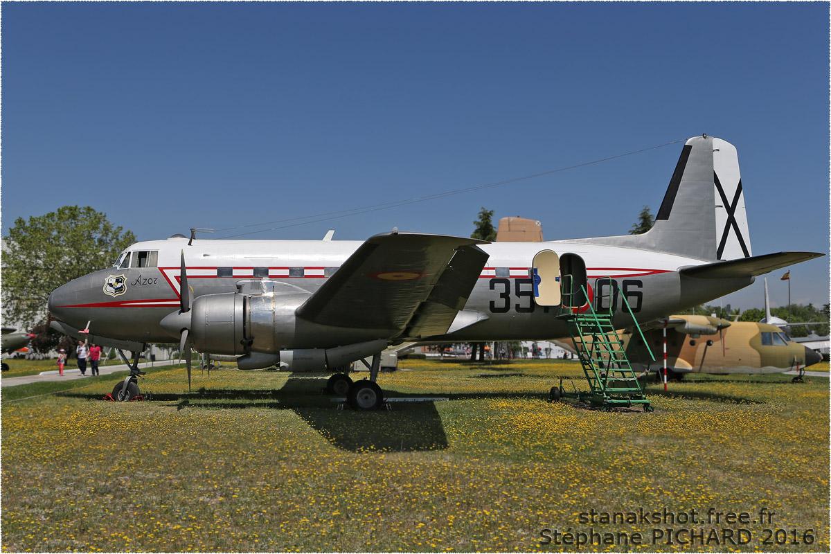 tof#833_C-207_de la Force aérienne espagnole