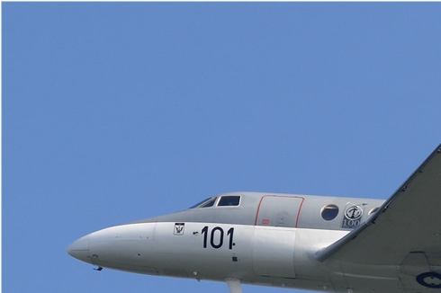 Photo#121-1-Dassault Falcon 10Mer