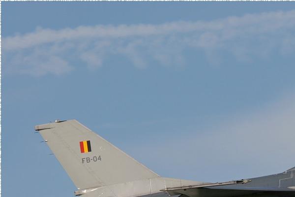 Photo#137-1-General Dynamics F-16BM Fighting Falcon
