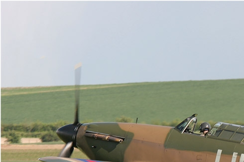 Photo#347-1-Hawker Hurricane I