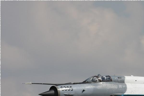 Photo#391-1-Mikoyan-Gurevich MiG-21MF-75 LanceR C