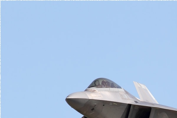 Photo#417-1-Lockheed F-22A Raptor