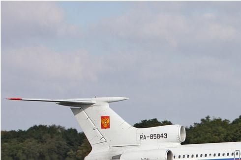 Photo#435-1-Tupolev Tu-154M