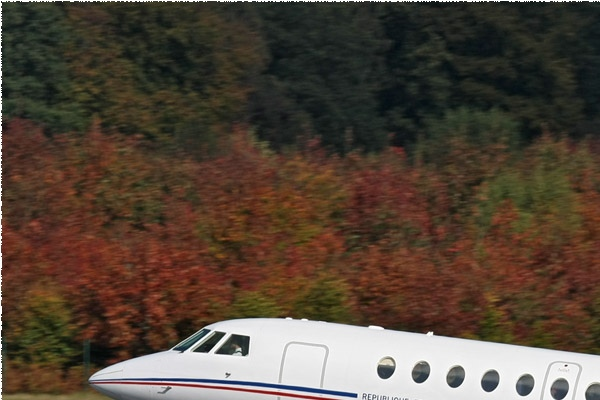 Photo#562-1-Dassault Falcon 50