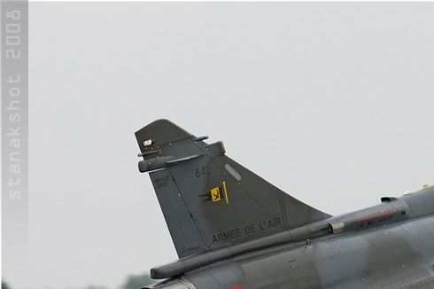 Photo#573-1-Dassault Mirage 2000D