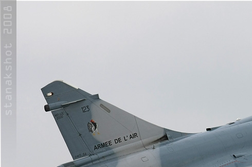 Photo#580-1-Dassault Mirage 2000C