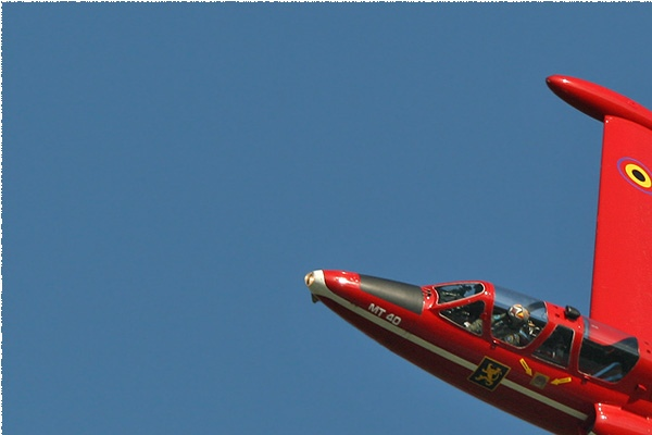 Photo#582-1-Fouga CM-170R Magister