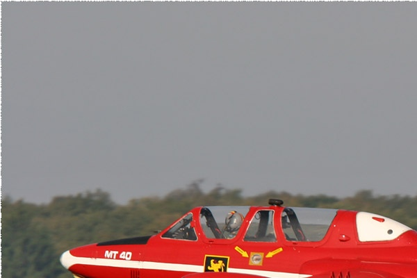 Photo#591-1-Fouga CM-170R Magister