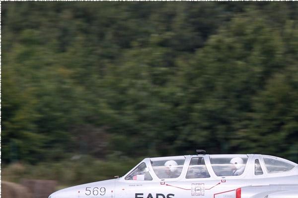 Photo#620-1-Fouga CM-170R Magister