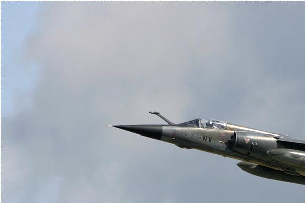 Photo#641-1-Dassault Mirage F1CR