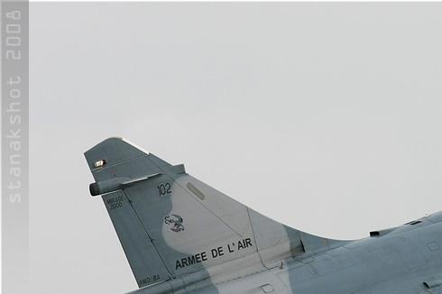 Photo#664-1-Dassault Mirage 2000C