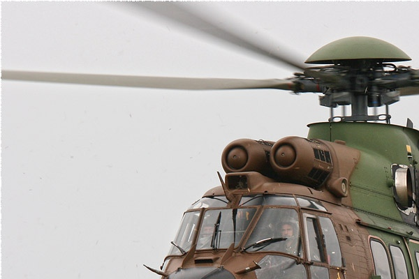 Photo#704-1-Eurocopter AS532UL Cougar Horizon