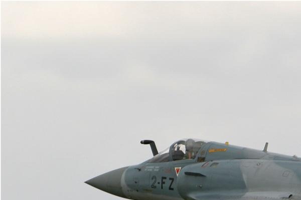 Photo#736-1-Dassault Mirage 2000-5F