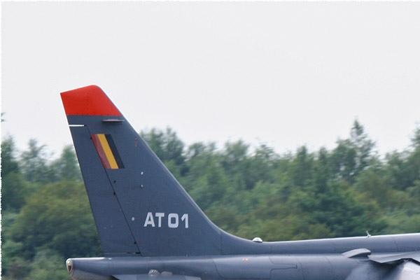 Photo#788-1-Dassault-Dornier Alphajet 1B+
