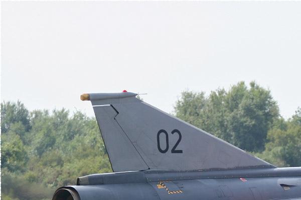 Photo#811-1-Saab J35Ö Draken