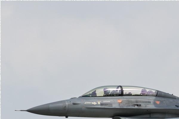 Photo#823-1-General Dynamics F-16BM Fighting Falcon