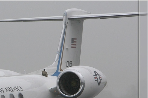 Photo#1-2-Gulfstream Aerospace C-37A