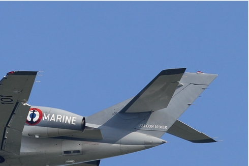 Photo#121-2-Dassault Falcon 10Mer