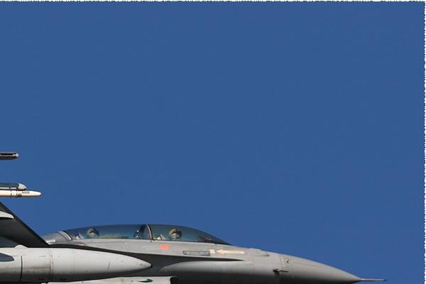 Photo#162-2-General Dynamics F-16BM Fighting Falcon