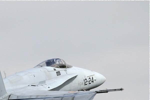 Photo#163-2-McDonnell Douglas EF-18A Hornet