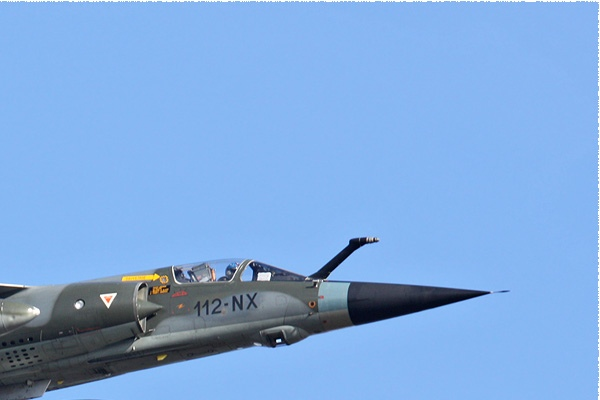 Photo#185-2-Dassault Mirage F1CR