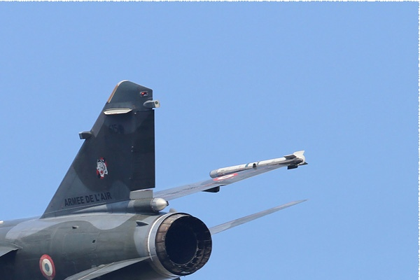 Photo#195-2-Dassault Mirage F1CR