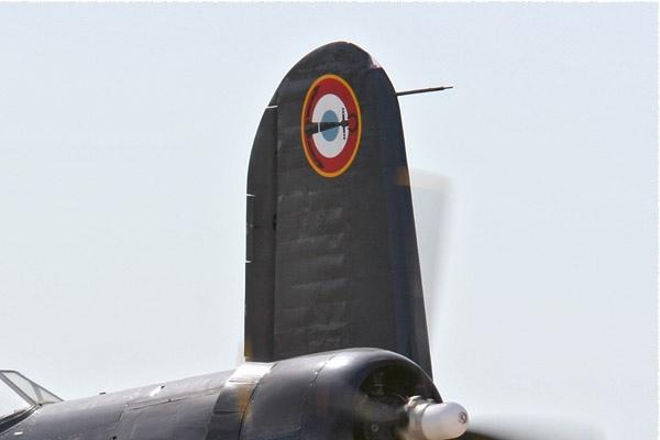 Photo#22-2-Chance Vought F4U-7 Corsair