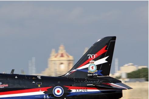 Photo#231-2-Hawker Siddeley Hawk T1