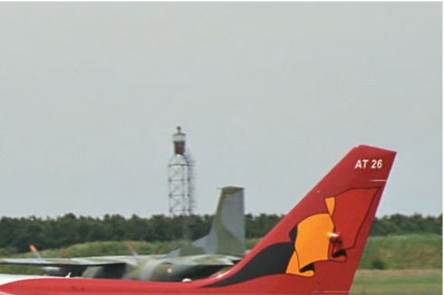 Photo#242-2-Dassault-Dornier Alphajet 1B+