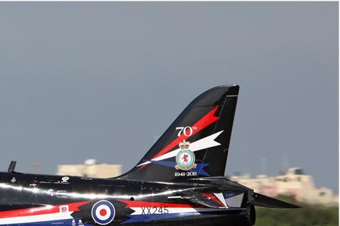 Photo#249-2-Hawker Siddeley Hawk T1
