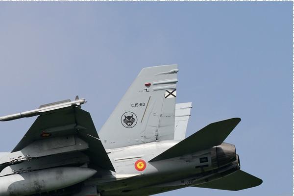 Photo#287-2-McDonnell Douglas EF-18A Hornet