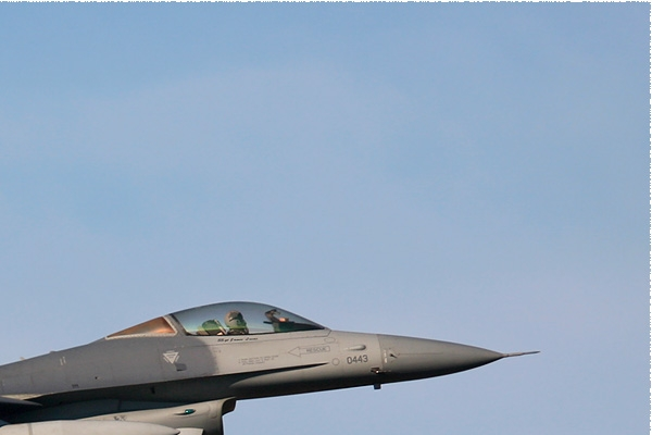Photo#308-2-General Dynamics F-16C Night Falcon