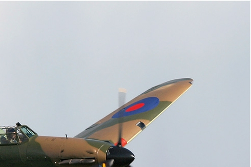 Photo#345-2-Hawker Hurricane I