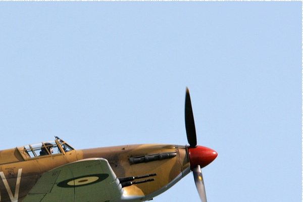 Photo#348-2-Hawker Hurricane IV