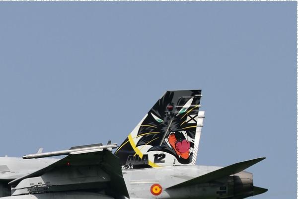 Photo#430-2-McDonnell Douglas EF-18A Hornet