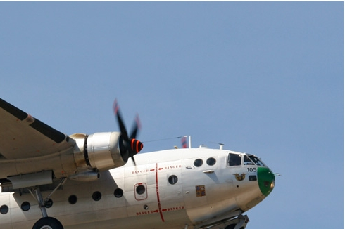 Photo#44-2-Nord 2501F Noratlas